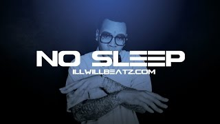 "Kevin Gates Type Beat ""No Sleep"" 