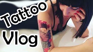 getlinkyoutube.com-Il Mio Primo Tatuaggio!! Vlog Berlino 2016