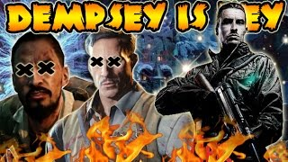 getlinkyoutube.com-DEMPSEY KILLS THE ZOMBIE CHARACTERS! Der Eisendrache Easter Egg Cycle! Black Ops 3 Zombies Storyline