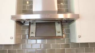 getlinkyoutube.com-How to Clean a Greasy Range Hood and Filter (AMAZING!!) -- by Home Repair Tutor