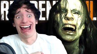getlinkyoutube.com-SCARIEST MOMENTS OF RESIDENT EVIL 7! (Funny Moments Montage)