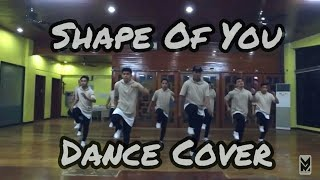 ED SHEERAN - Shape Of You | Mastermind Choreo | Dance Cover