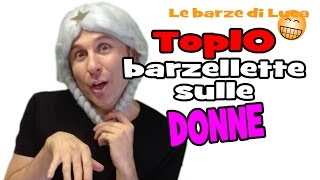 getlinkyoutube.com-Barzellette Divertenti sulle Donne!!! Top10!!!