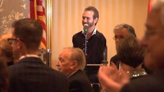 Nick Vujicic for the Lifeline Foundation,