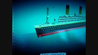 getlinkyoutube.com-Titanic Sinking Recreation - Little Big Planet PS3