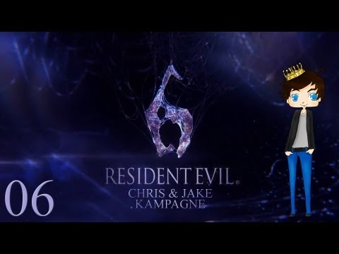 RESIDENT EVIL 6 COOP (Chris) /w Linus - PART 6
