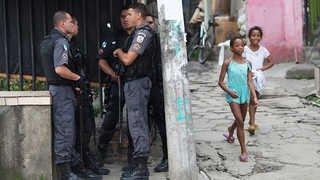 getlinkyoutube.com-올림픽이 코앞인데…브라질 리우 빈민가는 '무법천지'