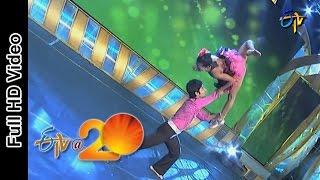 Akash and Sonali Salsa Dance Performance in Rajamandry ETV @ 20 Celebrations