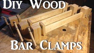 getlinkyoutube.com-Diy Wooden Bar Clamps