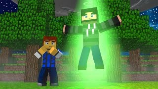 ABDUCTED BY ALIENS?! | Minecraft Funny Moments