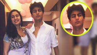 getlinkyoutube.com-Saif - Amrita's son Ibrahim Ali Khan