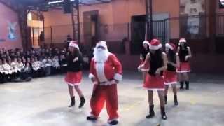 getlinkyoutube.com-Mira Como Baila Santa Claus