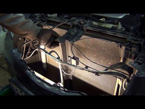 Infiniti EX35 (Инфинити) Течет радиатор