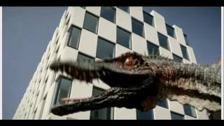 Skillet - Rise. (Primeval, T-Rex, Spinosaurus and Dracorex).