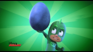 getlinkyoutube.com-PJ Masks Super Pigiamini - L'uovo di dinosauro - Dall'episodio 11