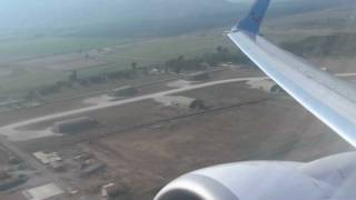 getlinkyoutube.com-Thomson Airways G-FDZT, Departing Dalaman Airport and Arriving into Doncaster Airport