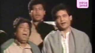 getlinkyoutube.com-Yeh sochta hooN - Ustad Fateh Ali Khan - Nauha