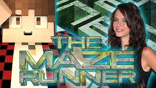 getlinkyoutube.com-Minecraft: MAZE RUNNER MOVIE MOD MINI-GAME!