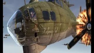getlinkyoutube.com-B17 Bomber The Mission