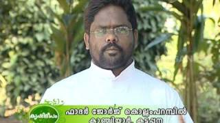 getlinkyoutube.com-Cultivation of vegetable crops by parish priest  at kanchiyar, Idukki