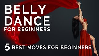 getlinkyoutube.com-From BodyWisdom's Belly Dance For Beginners - Basic Posture, Arms and Hip Circles