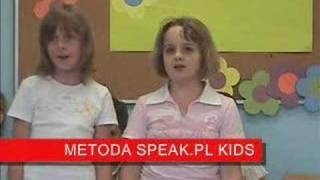 getlinkyoutube.com-English for Children - Direct Method - Speak.pl KIDS szkola
