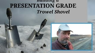 getlinkyoutube.com-Treasurefacts builds a Trowel Shovel