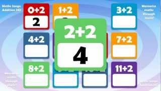 getlinkyoutube.com-Addition Song +2 from Maths Songs: Addition HD iPad App
