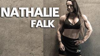 getlinkyoutube.com-Nathalie Falk (IFBB PRO) - Women Bodybuildung Motivation