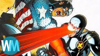 Top 10 Marvel Storylines You Want as Movies