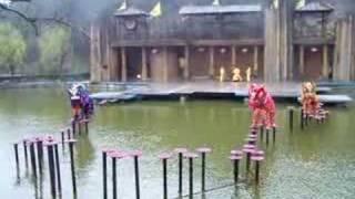 getlinkyoutube.com-China Trip: Dragon Dance at the Ming Dynasty Village