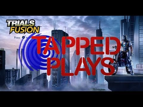 TAPPED PLAYS - Trials Fusion - Rock of Rages Epic Fail