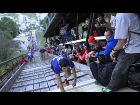 Red Bull 400: The hardest 400m Run in Europe