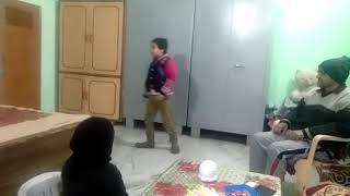 A wonder  kid dance named rajat