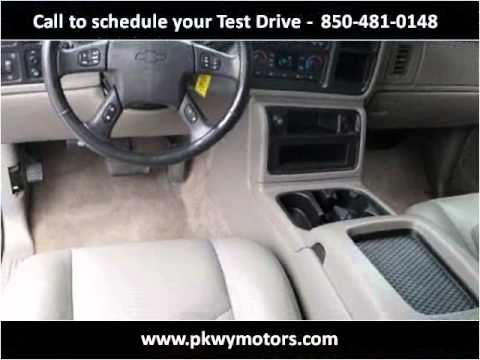 2005 Chevrolet Silverado 1500 Used Cars Panama City FL