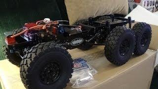getlinkyoutube.com-RC4WD Blackwell 2.5T  the Beast 6x6 Unboxing..