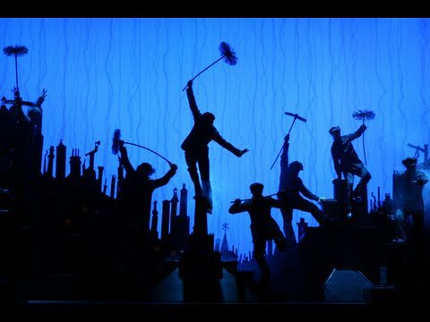 MARY POPPINS on Broadway and on Tour