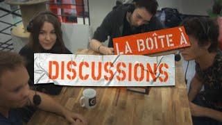 getlinkyoutube.com-La boîte à discussions : Oseront-ils répondre à toutes les questions?
