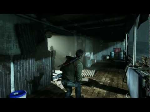 UNCHARTED 3 Cruise Ship direct feed - E3 2011 demo