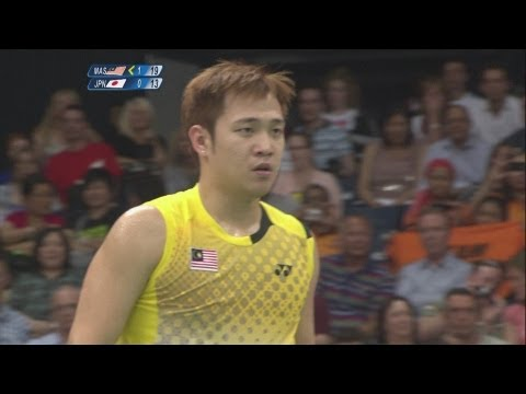 Badminton Men's Doubles Group D - Malaysia v Japan Full Replay - London 2012 Olympic Games