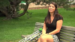 CSU student breaks ankle and tells her amazing story