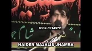getlinkyoutube.com-Zakir Ch Ghazanfar Gondal (25th Muharram 2011) (Shahadat Imam Sajjad a.s) Jhamra Chakwal