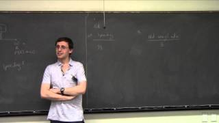 Intro to Math Analysis (First Lecture)