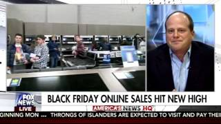 Gene Marks on Fox News 11/27