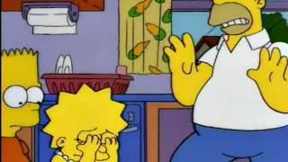 getlinkyoutube.com-Homero baila al son del jarron de Lisa