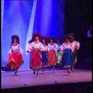 Grupo Folklorico Tungurahua para el
