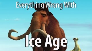 getlinkyoutube.com-Everything Wrong With Ice Age In 13 MInutes Or Less