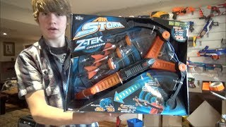 getlinkyoutube.com-Zing Air Storm Z-Tek Crossbow Unboxing and Review
