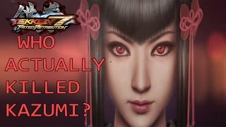getlinkyoutube.com-Tekken 7 theory: Who ''Really'' killed Kazumi?