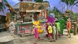 getlinkyoutube.com-Barney's Beach Party Part 2 (1st)